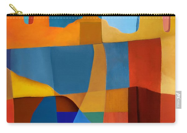 Abstract # 2 Carry-all Pouch