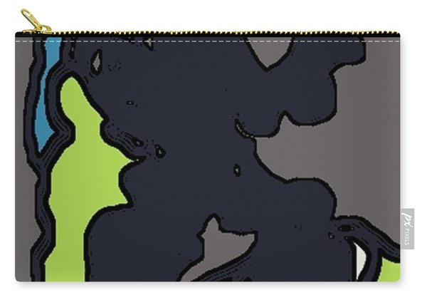Abstract 020 Carry-all Pouch