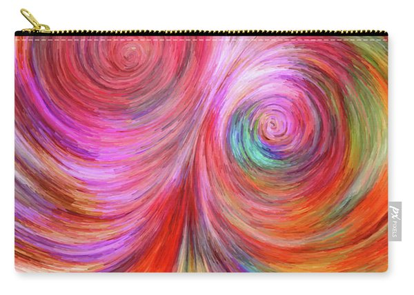 Abstract 072817 Carry-all Pouch