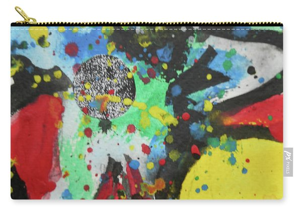 Abstract-1 Carry-all Pouch