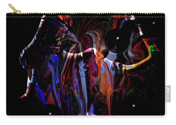 Abstract 1001 Carry-all Pouch