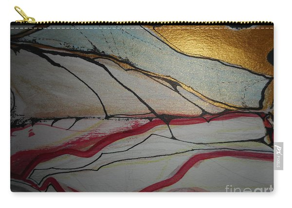 Abstract-12 Carry-all Pouch