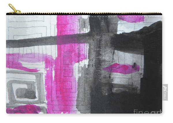 Abstract-15 Carry-all Pouch