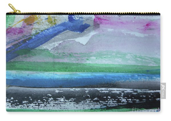 Abstract-18 Carry-all Pouch