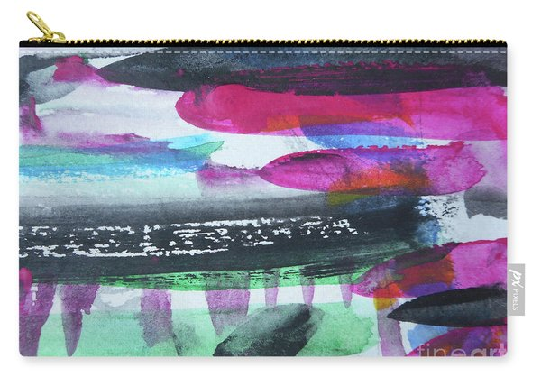 Abstract-19 Carry-all Pouch