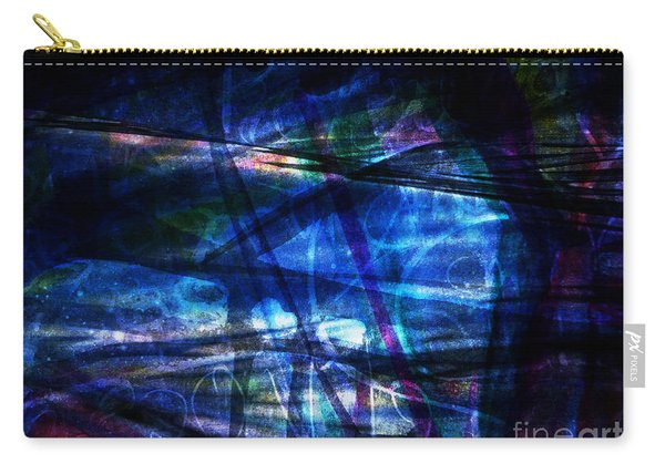 Abstract-20a Carry-all Pouch
