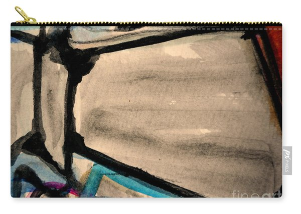 Abstract-22 Carry-all Pouch