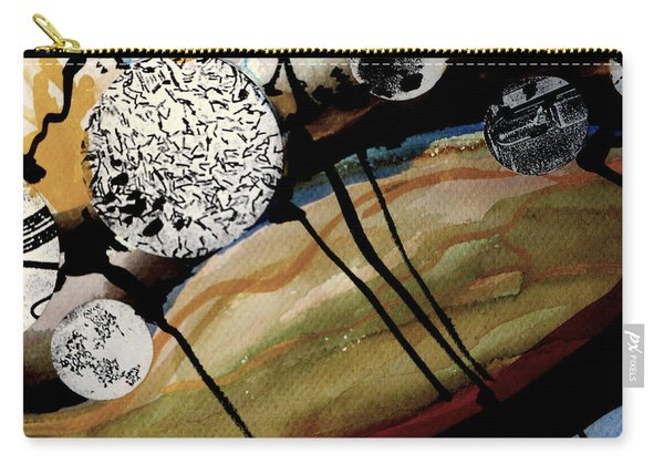 Abstract-23 Carry-all Pouch