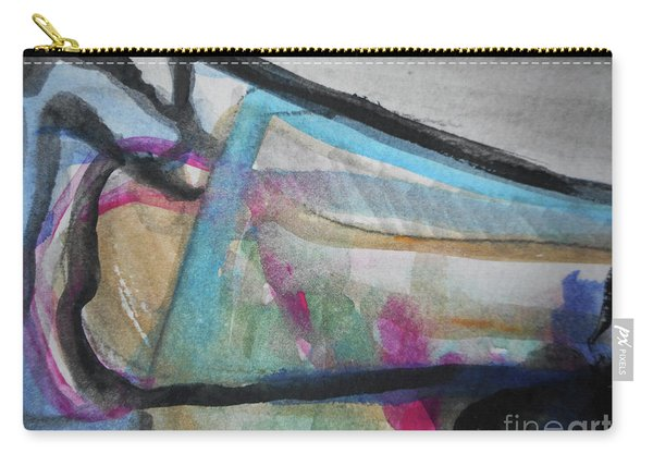 Abstract-24 Carry-all Pouch
