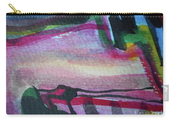 Abstract-25 Carry-all Pouch