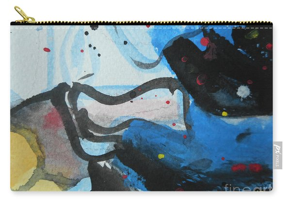 Abstract-26 Carry-all Pouch