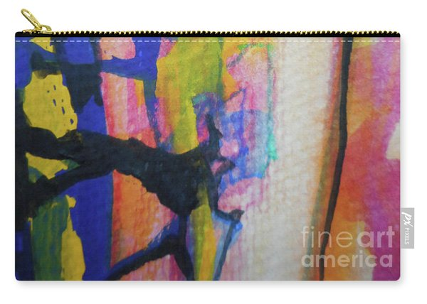Abstract-3 Carry-all Pouch