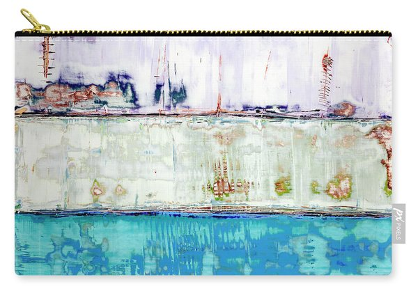 Art Print Abstract 31 Carry-all Pouch