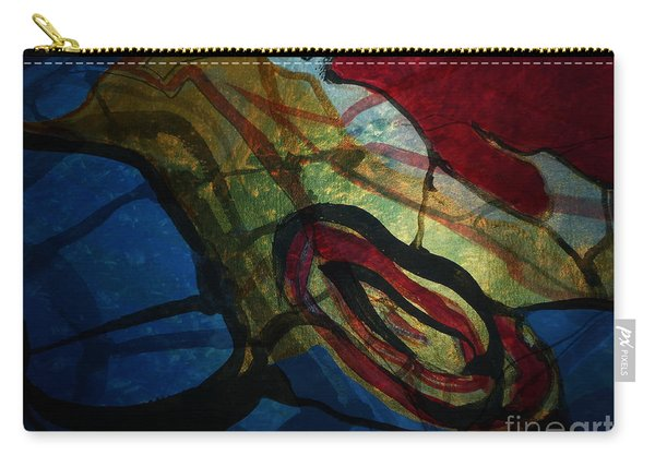 Abstract-31 Carry-all Pouch