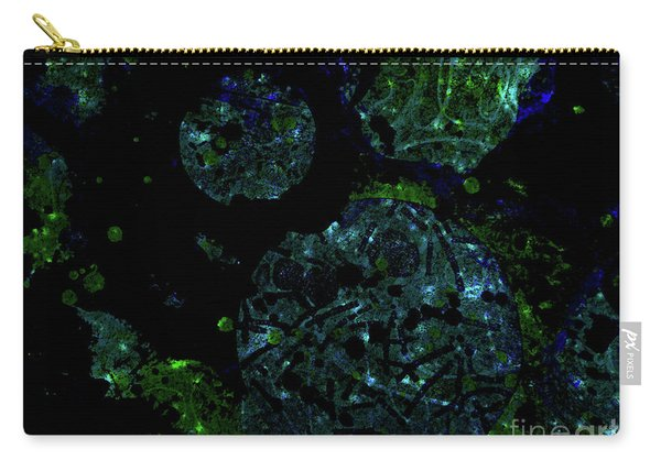 Abstract-32 Carry-all Pouch
