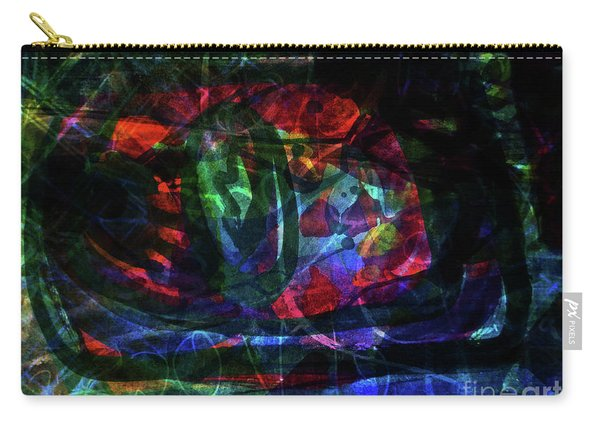 Abstract-34 Carry-all Pouch