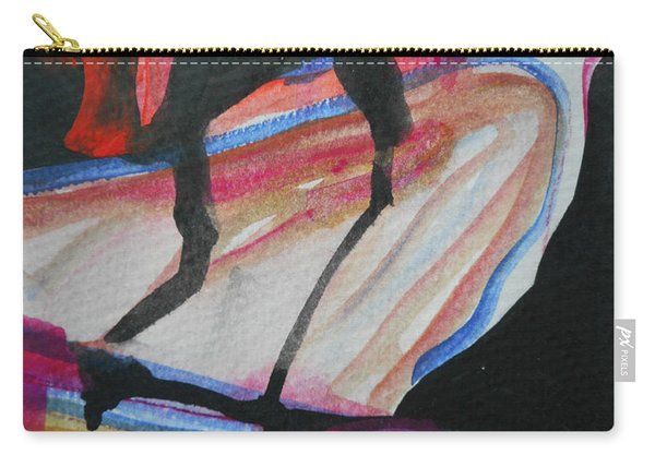 Abstract-5 Carry-all Pouch
