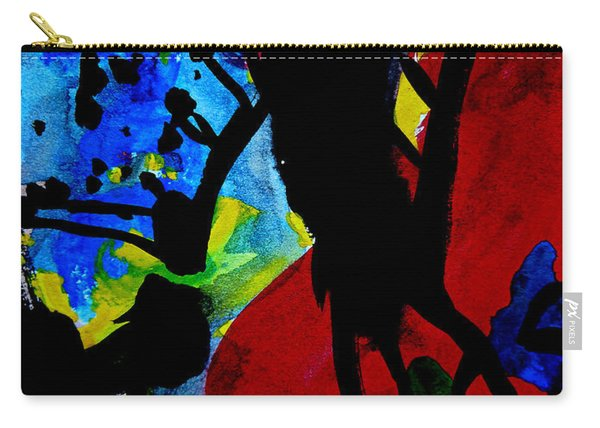 Abstract-7 Carry-all Pouch