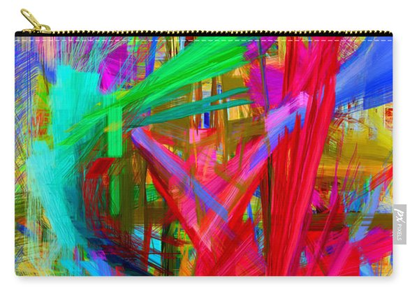 Abstract 9028 Carry-all Pouch