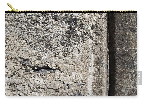 Abstract Concrete 16 Carry-all Pouch