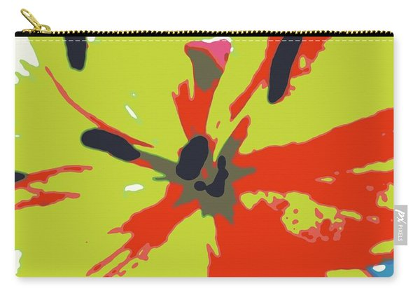 Abstract Expression 218 Carry-all Pouch