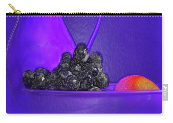 Abstract Fruit Art 53 Carry-all Pouch