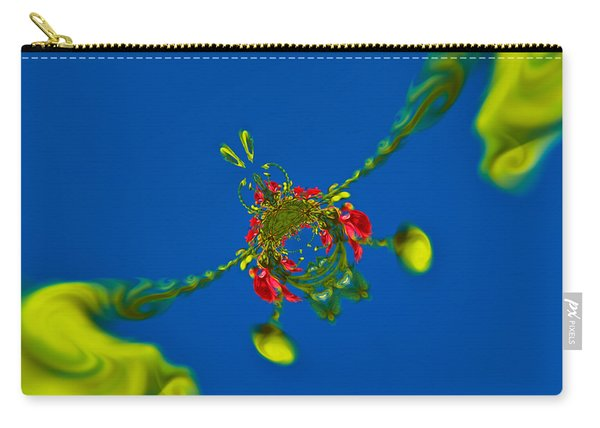 Abstract Lobster 9137205141 Carry-all Pouch