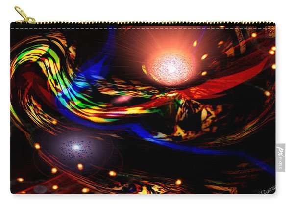 Abstract Mood Carry-all Pouch