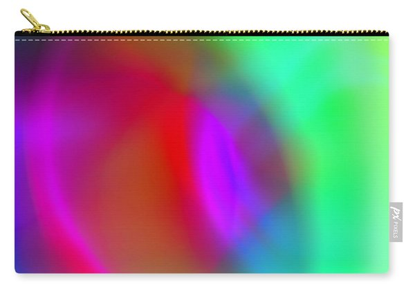 Abstract No. 3 Carry-all Pouch