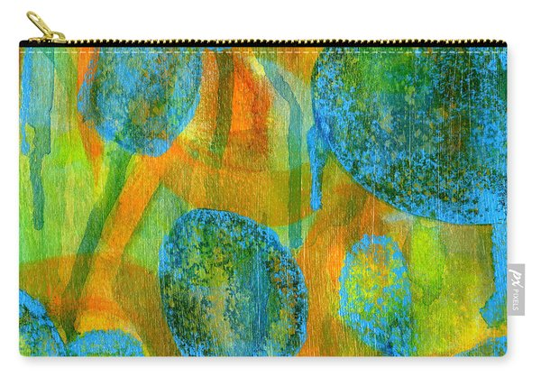 Abstract Painting No. 1 Carry-all Pouch