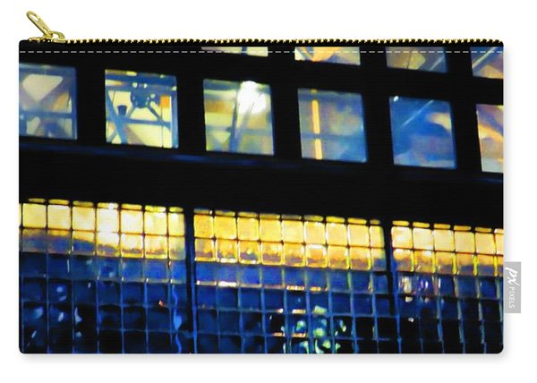 Abstract Reflections Digital Art #5 Carry-all Pouch