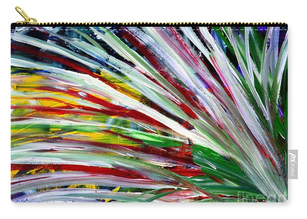 Abstract Series C1015cl Carry-all Pouch
