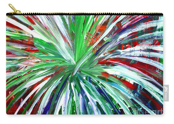 Abstract Series C1015dl Carry-all Pouch