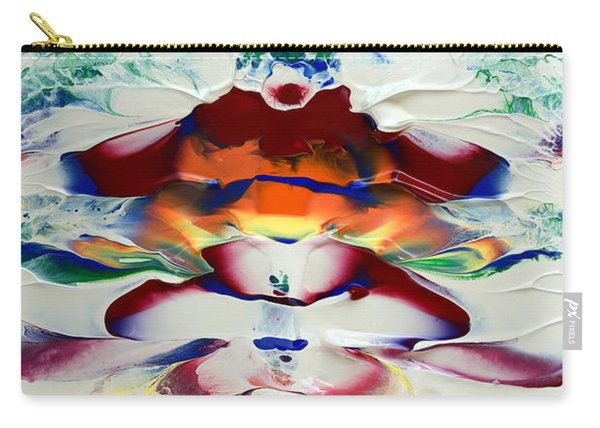 Abstract Series H1015a Carry-all Pouch