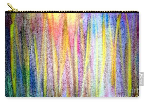 Abstract Watercolor A2 1216 Carry-all Pouch