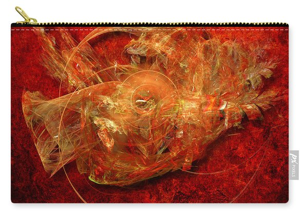 Abstractfantasy No. 1 Carry-all Pouch