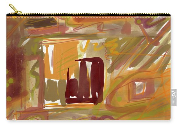Abstraction Collect 1 Carry-all Pouch