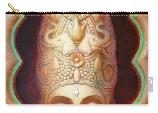 Abundance Meditation Carry-all Pouch