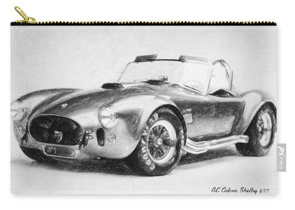 Ac Cobra Shelby 427  Carry-all Pouch