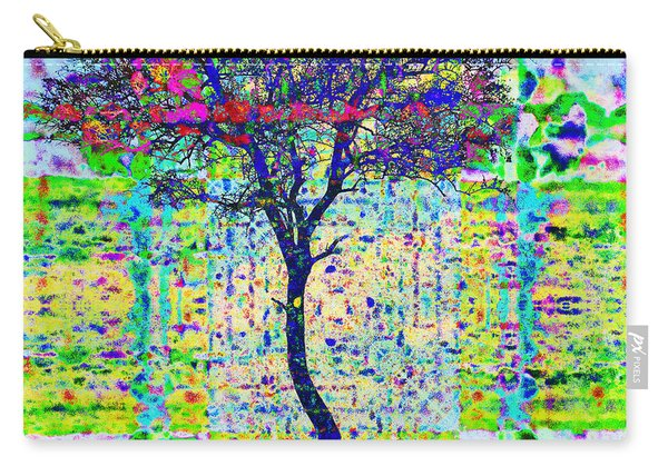 Acacia Tree Carry-all Pouch