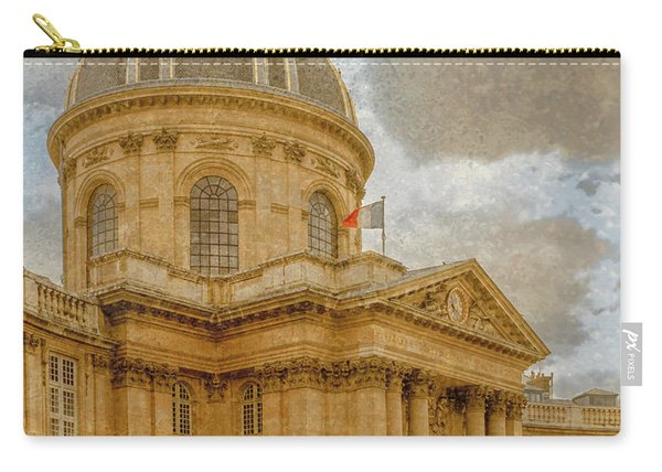 Paris, France - Academie Francaise Carry-all Pouch