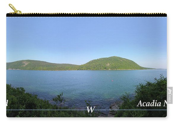 Acadia Somes Sound Carry-all Pouch