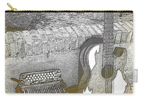 Accordion , Bajo Sexto Carry-all Pouch