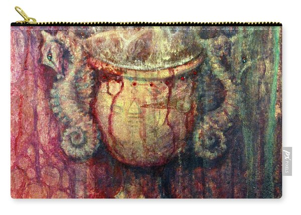 Ace Of Cups Carry-all Pouch