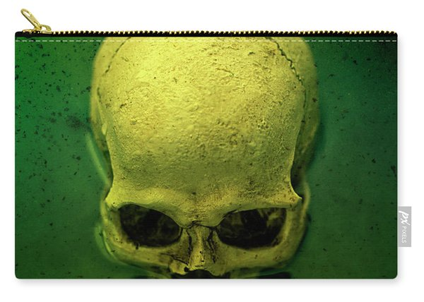 Acid Pool Skull Carry-all Pouch