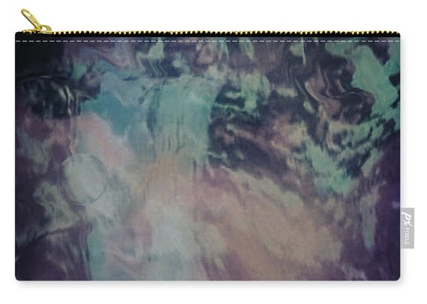 Acid Wash Carry-all Pouch
