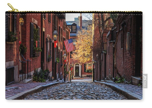 Acorn St. Carry-all Pouch
