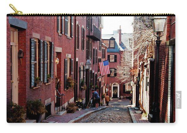 Acorn Street Beacon Hill Carry-all Pouch
