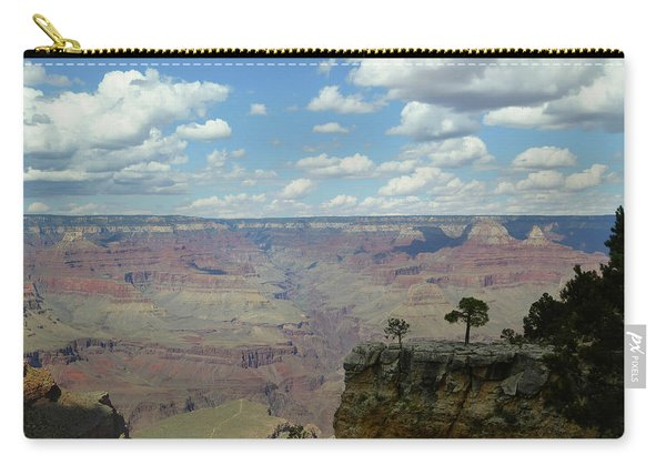 Across The Canyon Carry-all Pouch