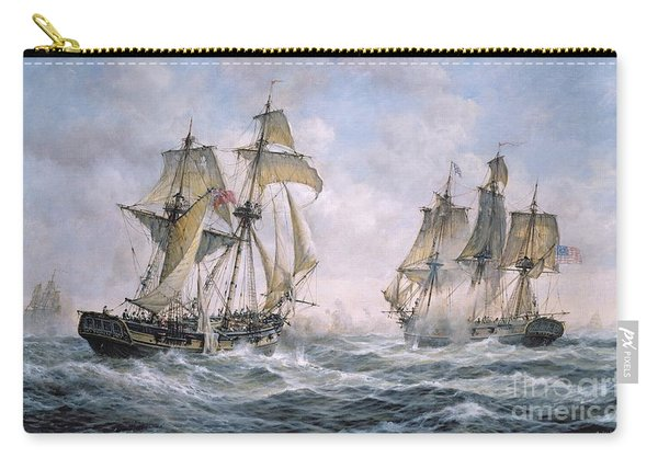 Action Between U.s. Sloop-of-war 'wasp' And H.m. Brig-of-war 'frolic' Carry-all Pouch